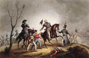 Death of Sir John Moore 1809